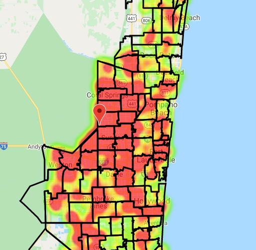 Audience Heatmap - ShopperID