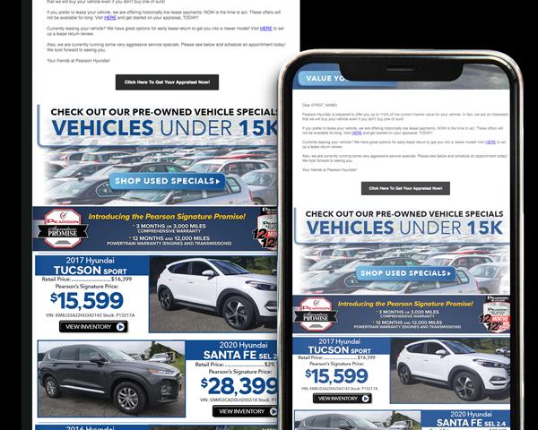 Email Marketing for Hyundai Dealerships